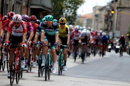 Il Giro d'Italia a Porto San Giorgio - Corso Garibaldi 18.05.2019