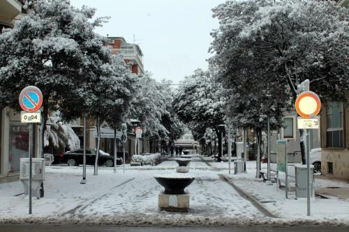 Nevicata Porto San Giorgio - febbraio 2018 (10)