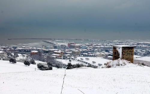 Nevicata Porto San Giorgio - febbraio 2018 (12)
