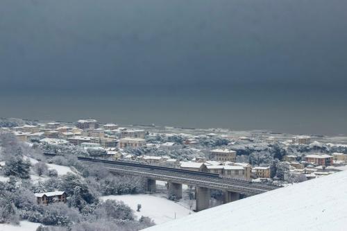 Nevicata Porto San Giorgio - febbraio 2018 (17)