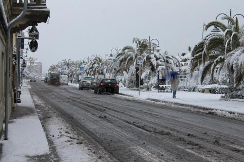 Nevicata Porto San Giorgio - febbraio 2018 (3)