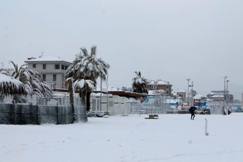 Nevicata Porto San Giorgio - febbraio 2018 (6)