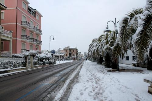 Nevicata Porto San Giorgio - febbraio 2018 (9)